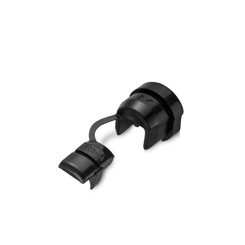 端子 線耳 銅管端子 線扣 工廠直銷 電源線扣 UL環保線扣線卡 白色線夾護線扣 電線固定卡扣