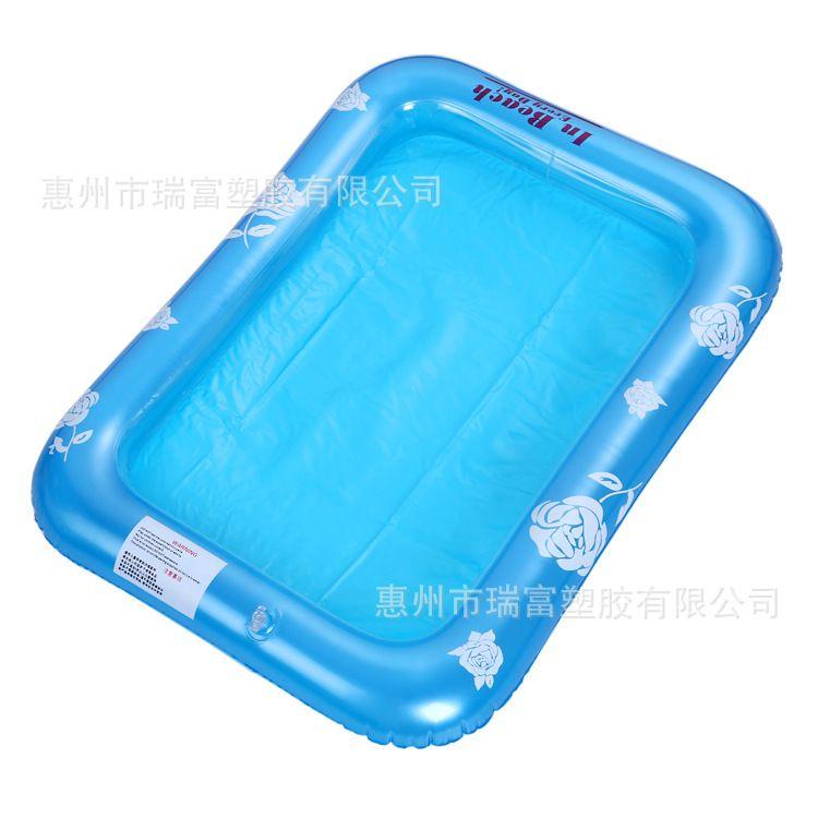 厂家生产PVC充气沙盘儿童沙盘玩具过家家玩具尺寸定制