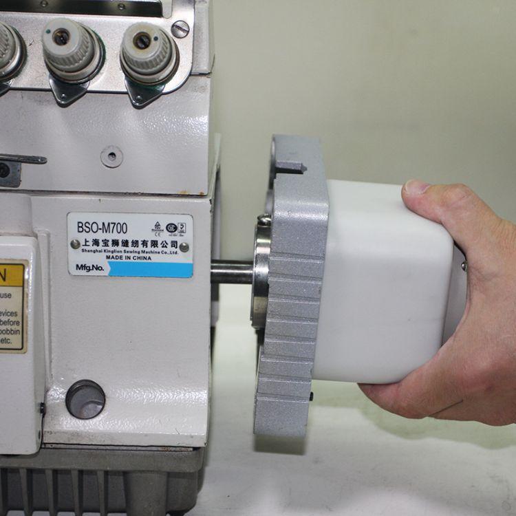 现货直销EPS外墙保温系统永磁同步电动机 工业缝纫机KEM-5 节能伺服马达价格优惠