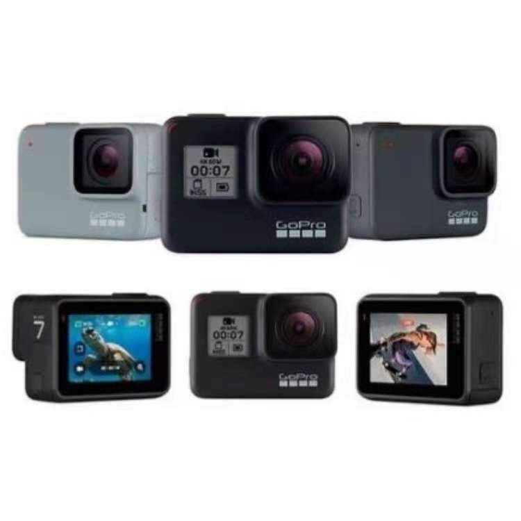 成都gopro运动相机 HERO7 White 便携潜水语音控制Vlog拍摄白狗7