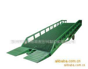 [密斯特周]厂家供应8-20吨液压登车桥