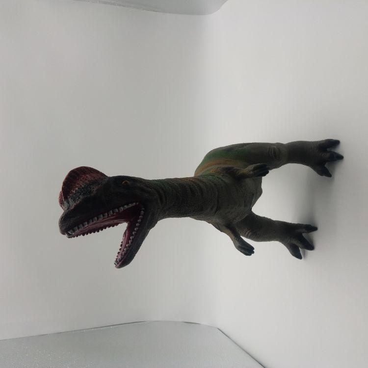 侏罗纪恐龙系列 额头龙塑胶静态恐龙玩具模型 多款可选