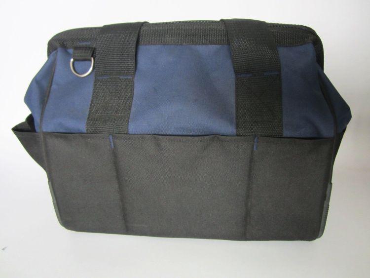 供应定制钢丝牛津布工具包 大容量单肩工具包  时尚简约工具袋