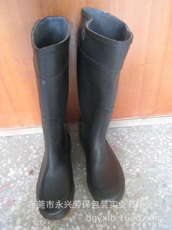 五羊牌水5802鞋 耐酸碱耐磨 水鞋高帮劳保水鞋