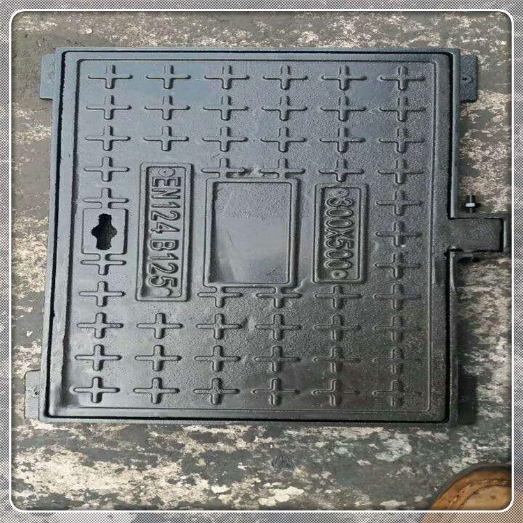 球墨鑄鐵井蓋 600*600電力井