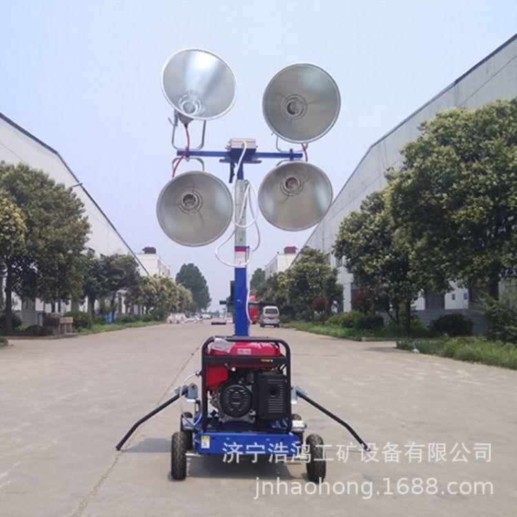 移动球型照明车 野外户外工程照明灯 应急防汛照明车产地货源