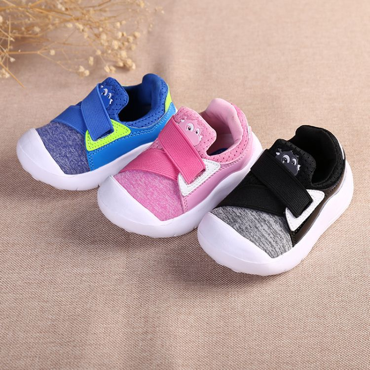 2018秋冬新款宝宝鞋0一1-2-3岁婴儿软底学步男女童鞋小童布鞋