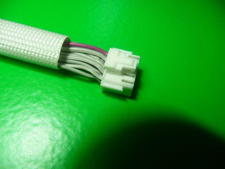 红白排兰白排全自动端子机生产加工线束排线2468