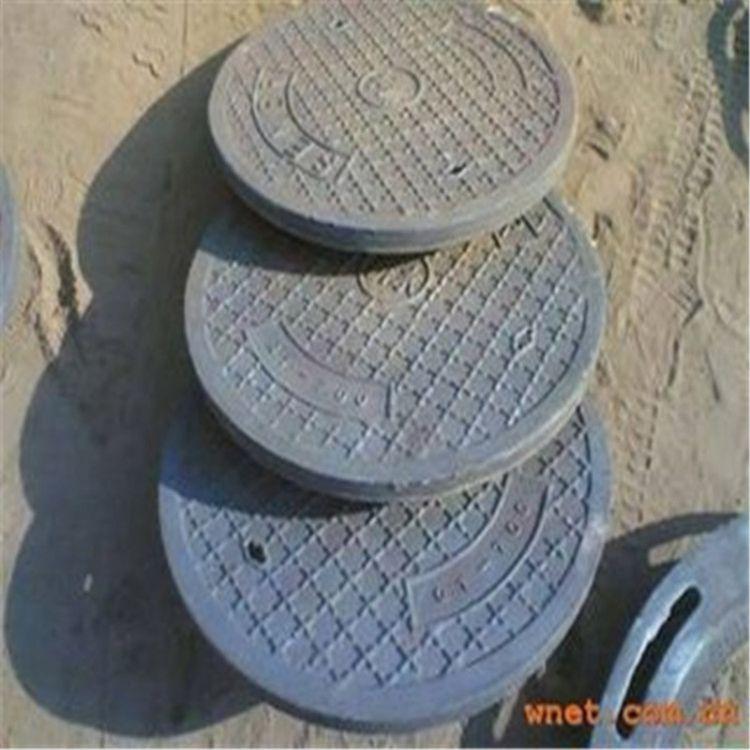 电力球墨铸铁井盖 轻/重型 单/双层球墨铸铁井盖 厂家直销