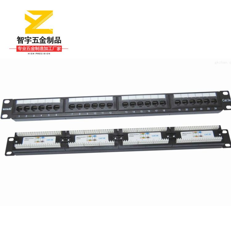 专业生产加工光纤配线架 光纤布线产品定制加工 质量好