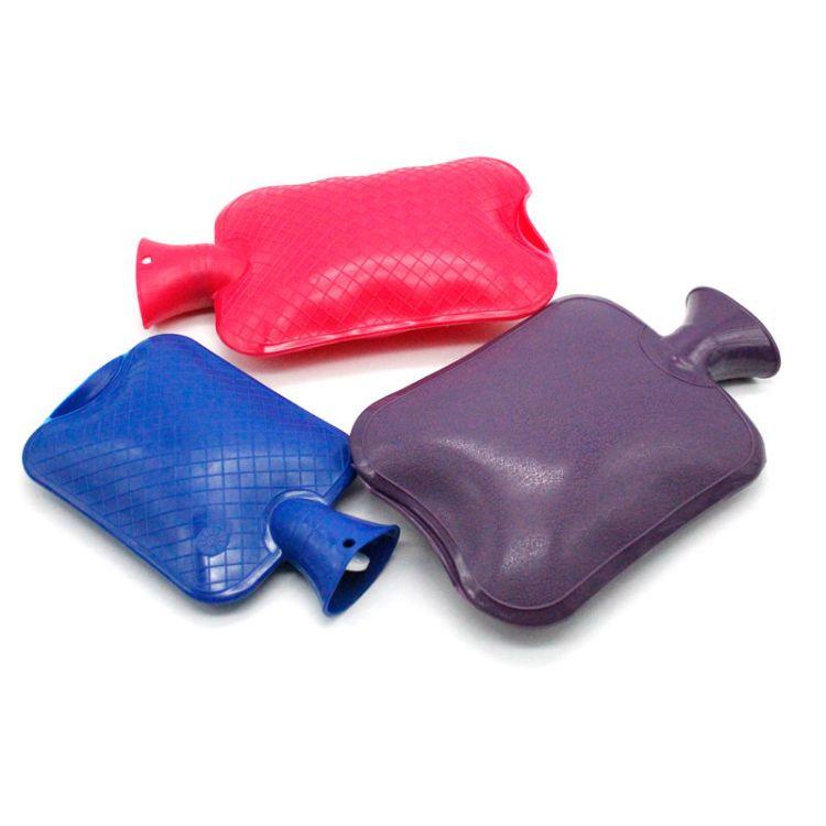 批发大号PVC热水袋磨砂防爆注水加厚暖宝宝环保医用级暖手宝现货