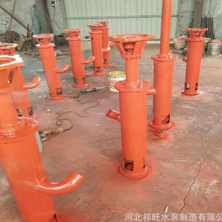 养殖场抽粪泵 3寸抽粪泵4寸抽粪泵铰刀叶片式水泵