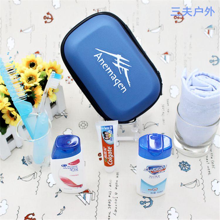 逸妍IYAN户外运动拓展训练野外露营洗漱用品套装广告宣传实用户外用品礼品
