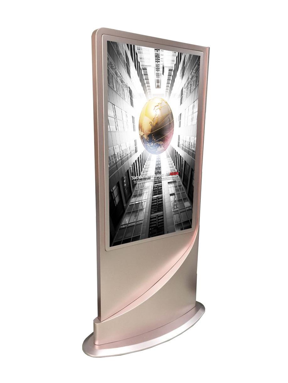 直销42/55/65寸落地式触摸广告机安卓广告机高清广告机