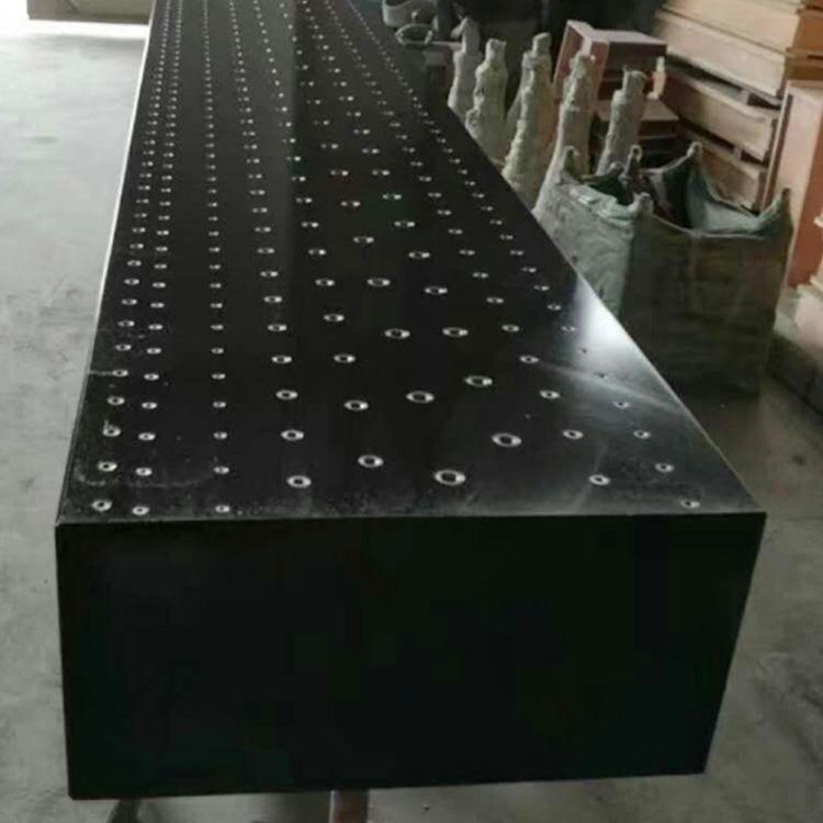 新航供应 大理石检验平台 1000*630*150花岗石平板大理石平台测量台
