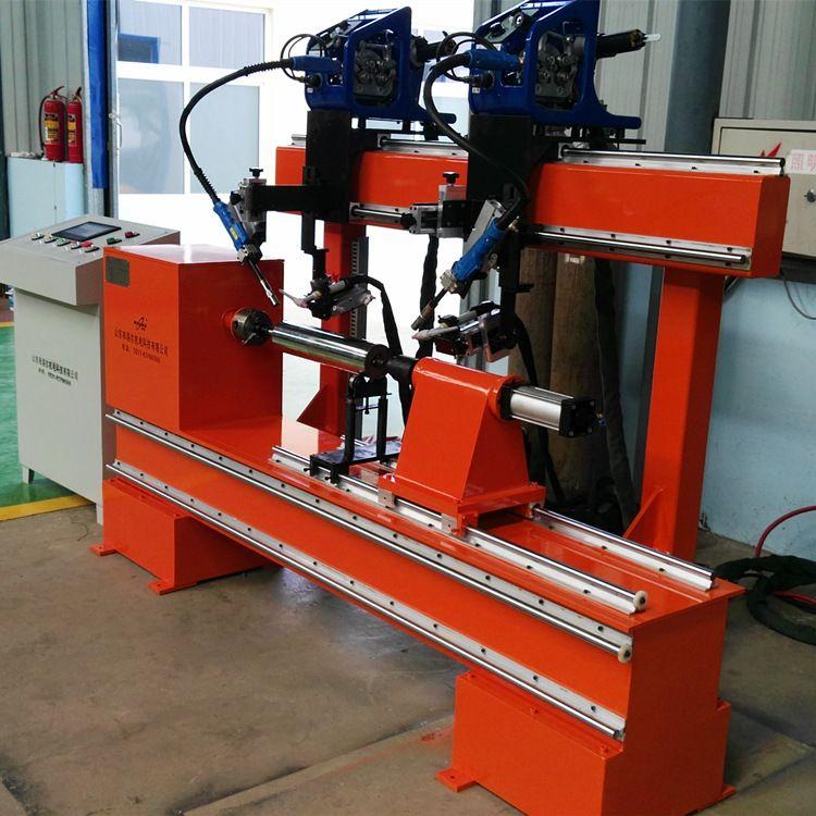 供应卧式环缝焊接专机 不锈钢管环缝焊接设备
