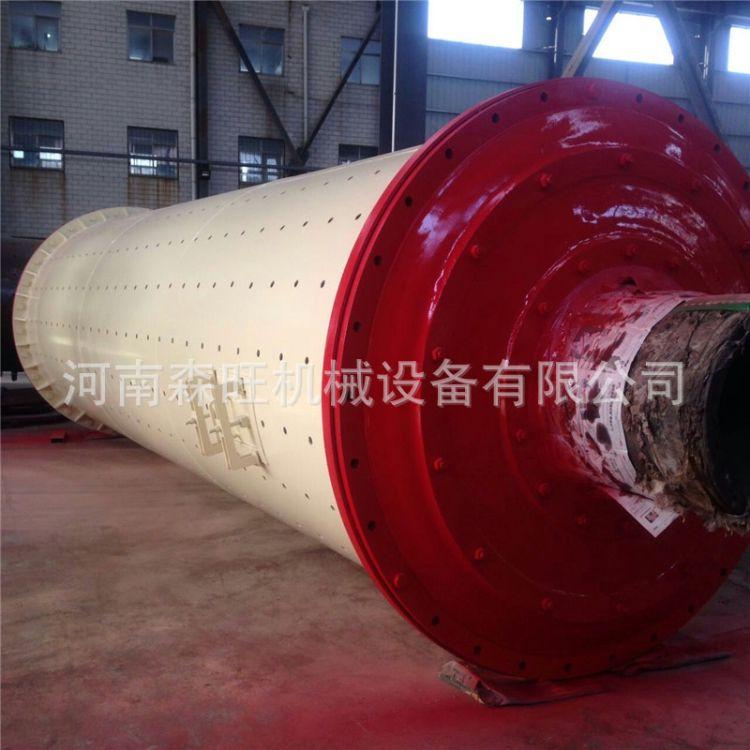 选矿磨机直销 小型节能球磨机 大型高产量性能好球磨机设备
