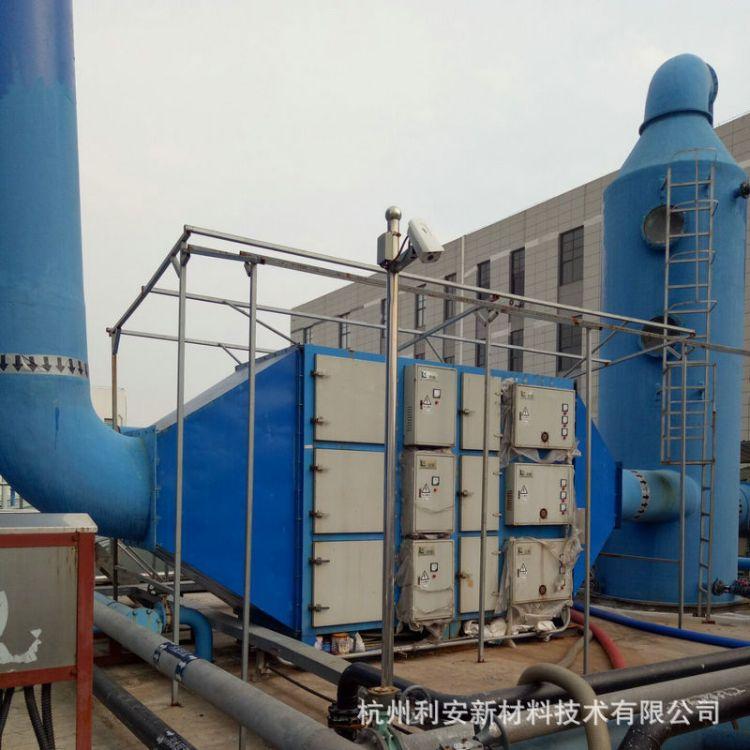 浙江工业废气处理塔 防腐喷淋净化塔 恶臭性气体处理净化塔