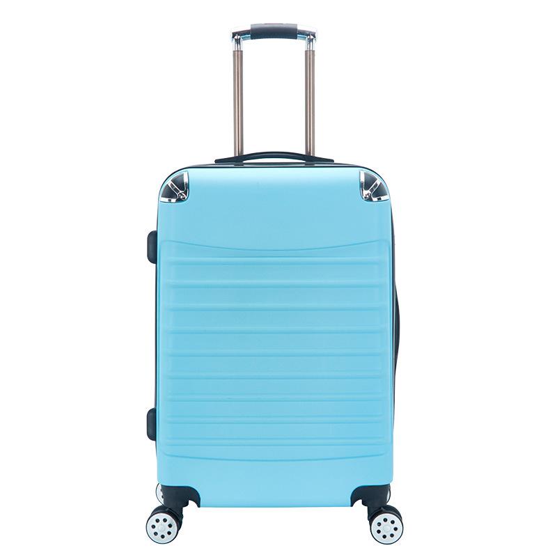 厂价直供成人拉杆箱20寸礼品行李箱男女密码万向轮旅行箱24寸旅行
