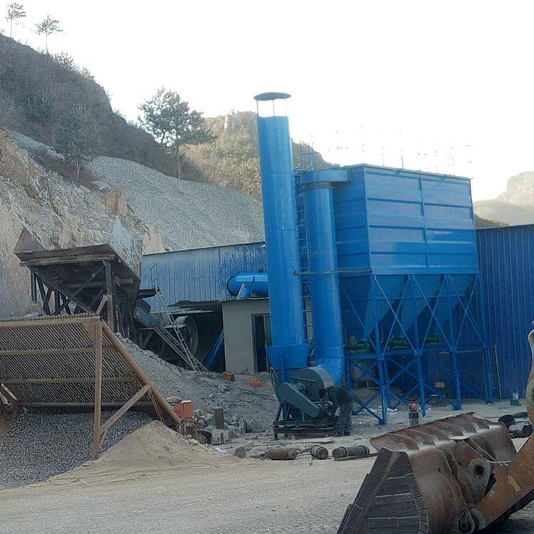 宝泰 矿山除尘器 生物质锅炉除尘设备 MC-360型 133*2500