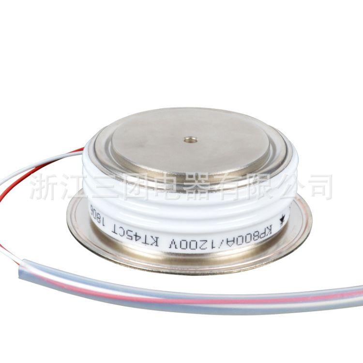 大电流KP-800A可控硅 凸型 平板式普通晶闸管1200V 1400V 1600V生意兴隆