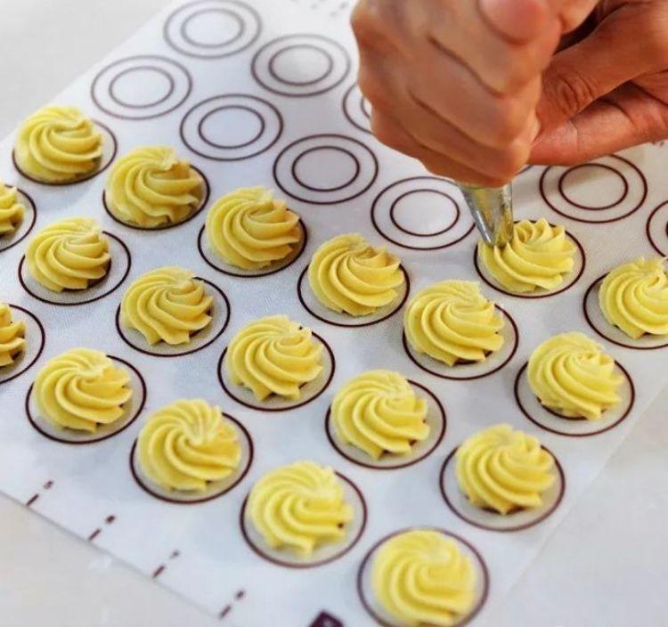 烘焙工具耐高温硅胶烤垫 烤盘片 不沾翻糖垫 400*300mm易清洗