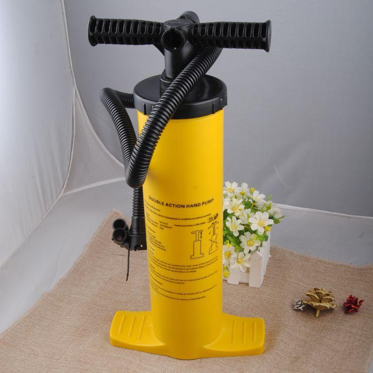 工厂现货批发脚踩打气筒 气泵充气工具 游泳圈打气筒 脚踩充气泵