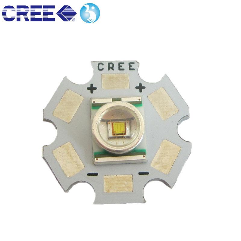CREE科锐大功率LED原装经典款XRE7090 Q5 WC白光6350-7000K手电筒