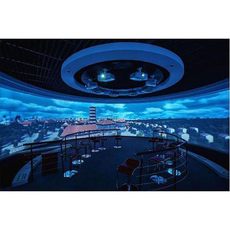 WSK 360度环幕影院 全方位立体声效体验 定制专属场景方案