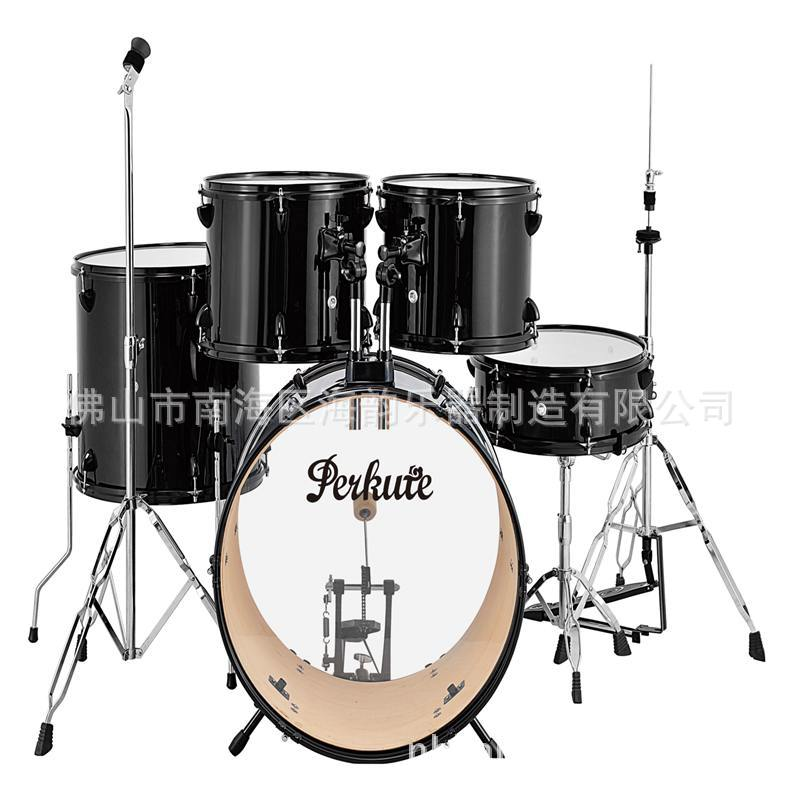 架子鼓爵士鼓 成人架子鼓5鼓套鼓 打击乐器工厂直销音乐器材