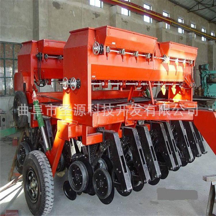 大型种子播种机 五谷粮食种植机 红豆玉米播种机 豌豆小麦精播机