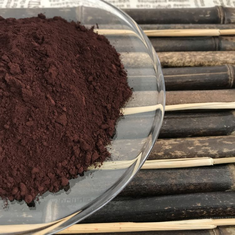 厂家供应无机颜料 建筑 油漆 塑料专用氧化铁棕 现货销售