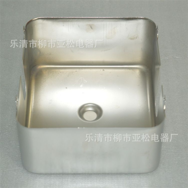 上海稳谷 304不锈钢防雨罩 气体继电器防雨罩 QJ3-80大号 现货供应