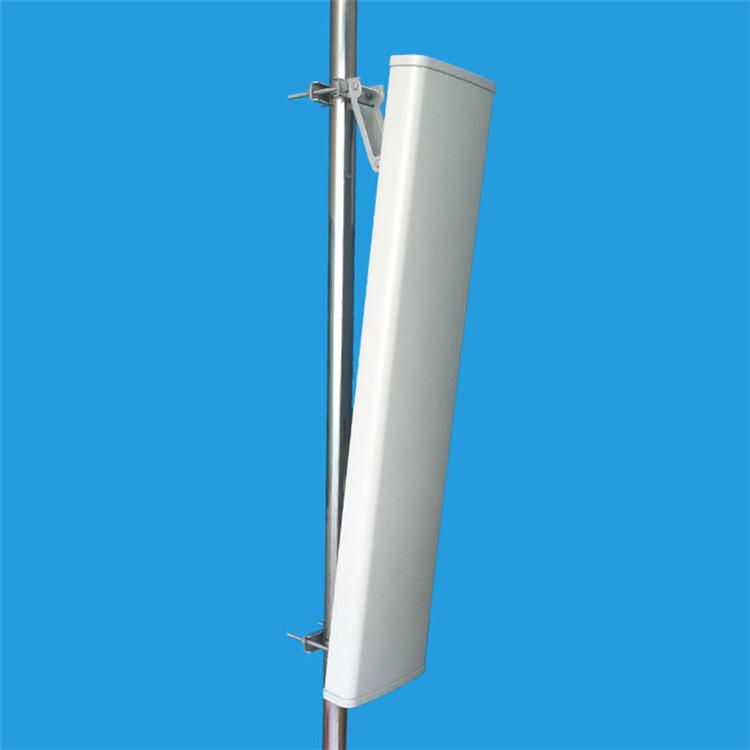 CDMA双极化高增益板状天线806-960MHz 14db 90度 支持电信2g信号