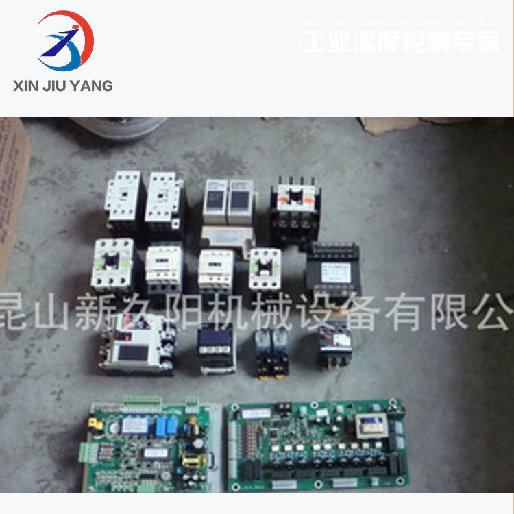 厂家供应模温机通用配件 模温机专用配件 新久阳机械