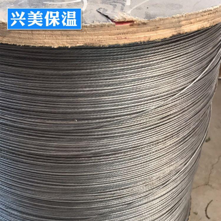 厂价直销光面钢丝绳 油丝绳 种类齐全