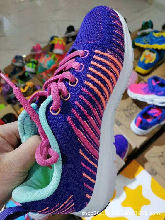 福建知名品牌361童鞋厂家直销中大童时尚休闲跑鞋品牌折扣批发货源