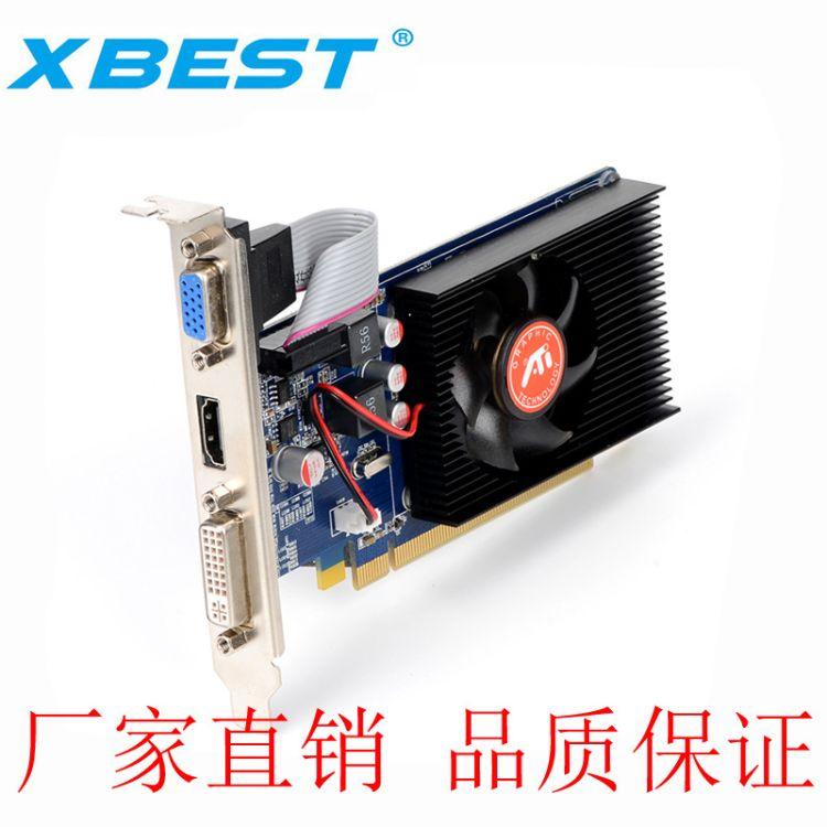 欣益嘉R5 230 D3 1G冰龙版台式机品牌机半高刀卡电脑办公家用维修