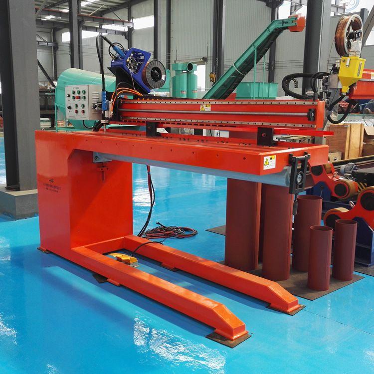 供应不锈钢管对接直缝焊机 内外纵缝焊接专机