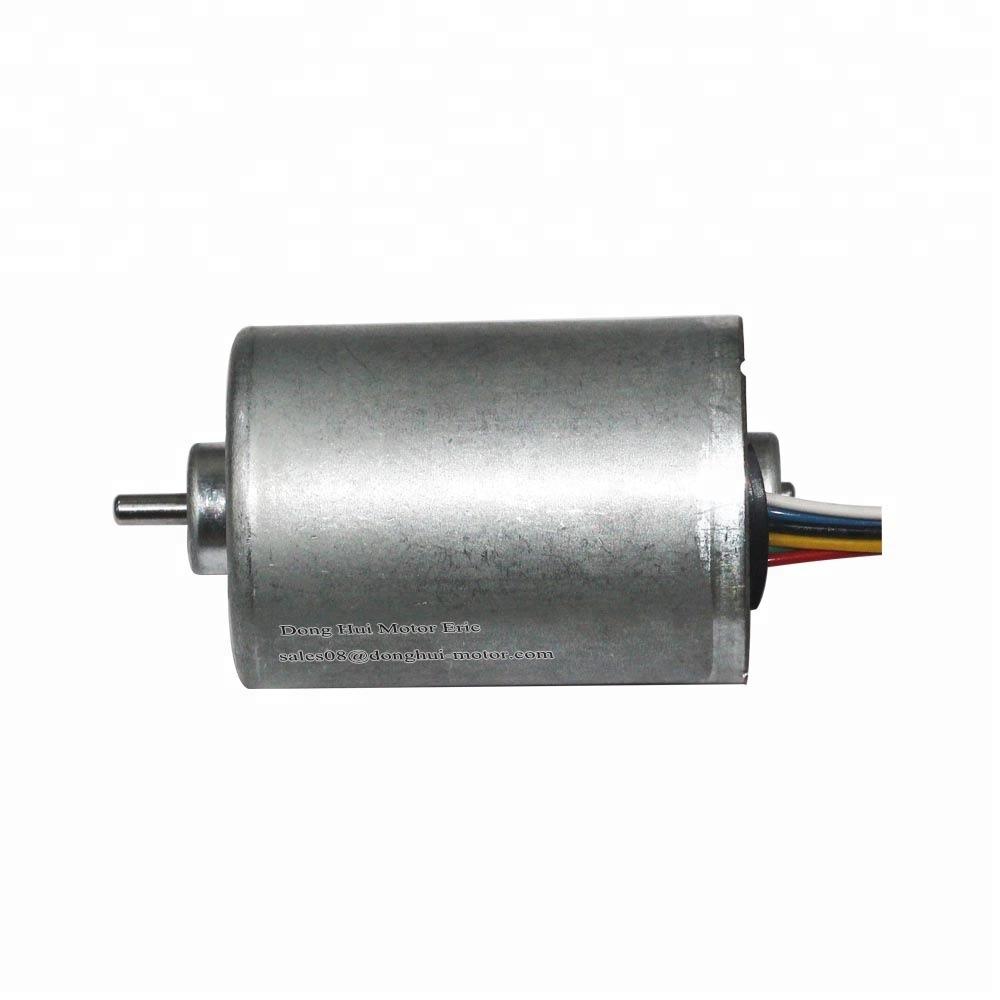 B3657M电机 12 V 24 V BLDC无刷直流电机5-60W