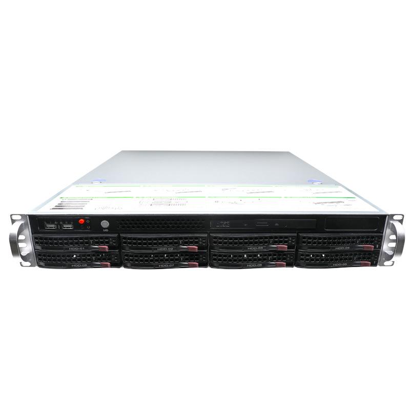 天创恒达TC-580 TFMS流媒体服务器结构稳定RAID磁盘列阵式200并发