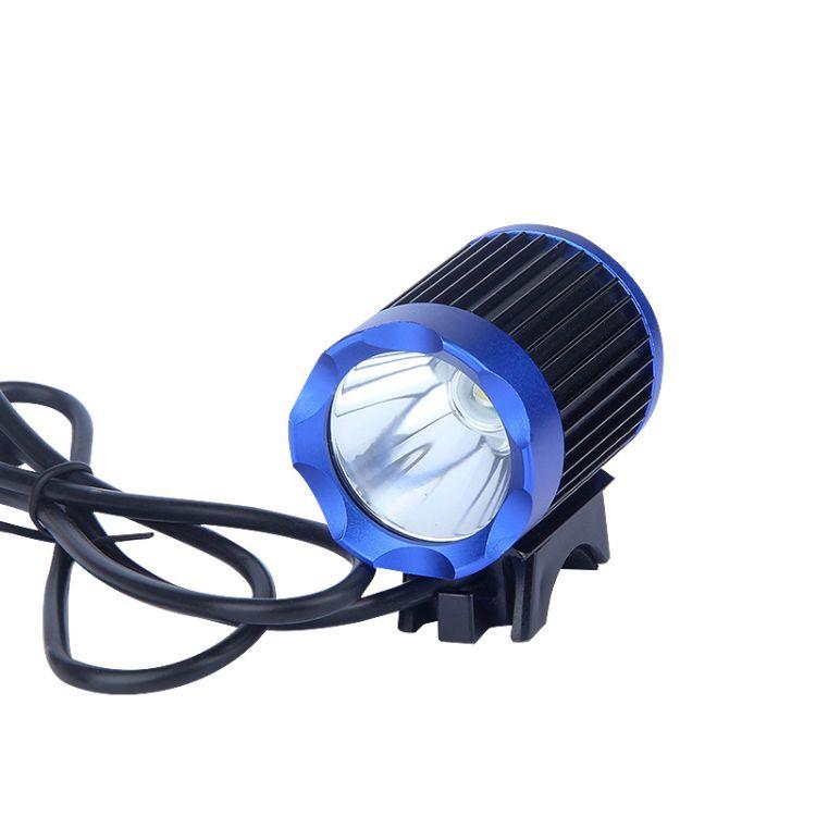 专业提供led大功率可充电自行车灯 户外钓鱼野营装备强光灯批发