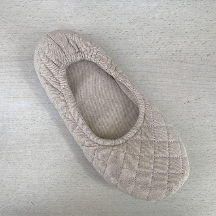便携式旅行拖鞋月子鞋软底包跟柔软舒适透气居家产妇孕妇月子鞋