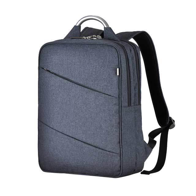 厂家直销男士电脑包定制 防盗背包三级包 商务简约电脑双肩包