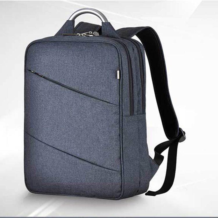 厂家批发男士电脑包 防盗背包三级包 商务简约电脑双肩包