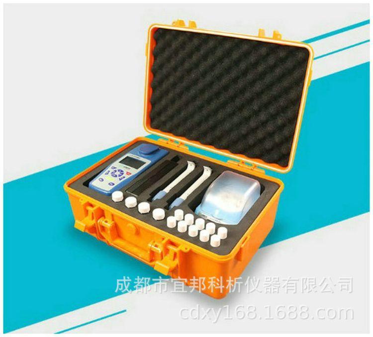 TR-408H型COD氨氮总磷总氮浊度测定仪 多参数水质分析仪