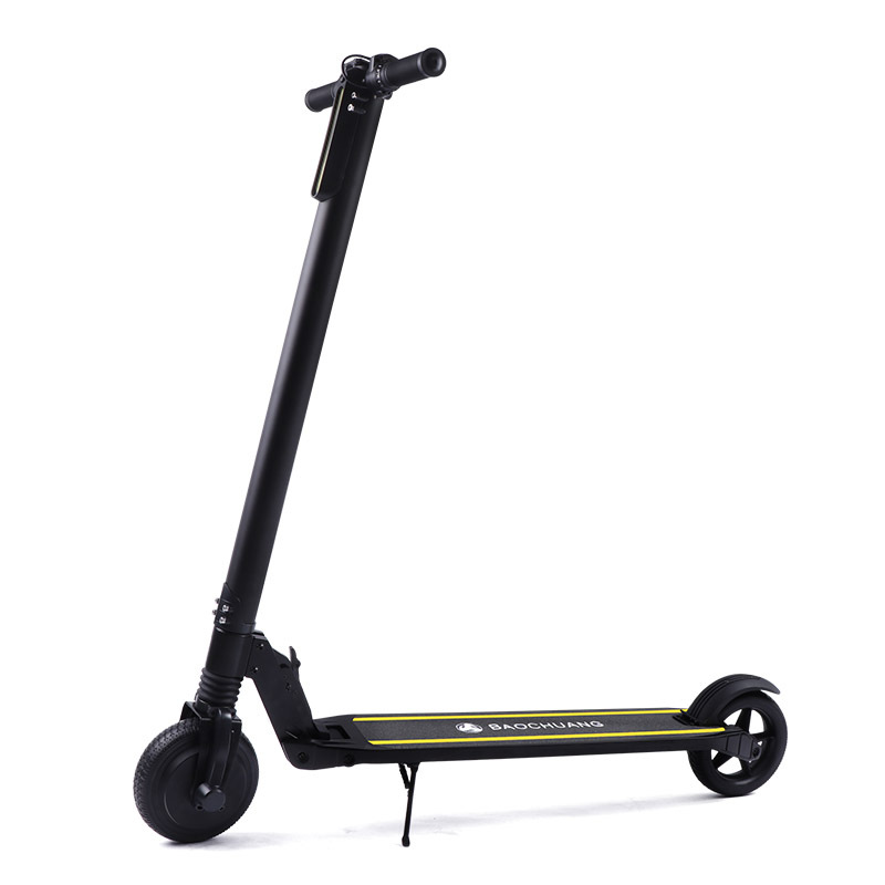 工厂货源迷你便携成人锂电折叠两轮电动滑板车5.5 6.5寸代步车