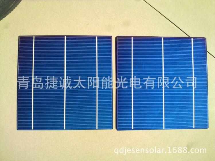 供应156单晶5线太阳能电池片 156多晶4线电池片 156单晶6线