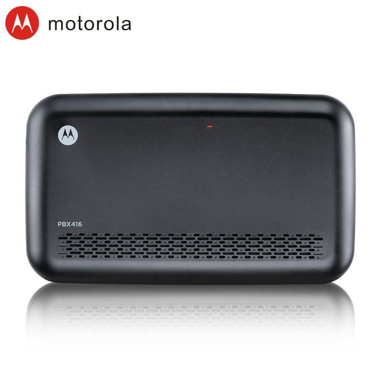 全新正品摩托罗拉MOTO PBX416 4外线16分机电话交换机促销出售
