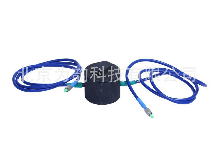 光纤光栅加速度传感器 加速度计 振动传感器 低频拾震器